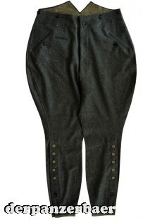 Breeches M10, Wolle